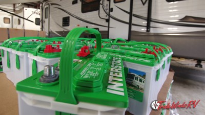 CYCLE BATTERY