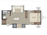 2015 Bullet 220RBI Floor Plan
