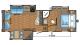 2017 Eagle HT 27.5RLTS Floor Plan