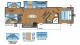 2017 Jay Flight 33RBTS Floor Plan
