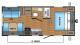 2017 Jay Flight SLX 212QBW Floor Plan
