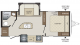 2017 Bullet 220RBI Floor Plan