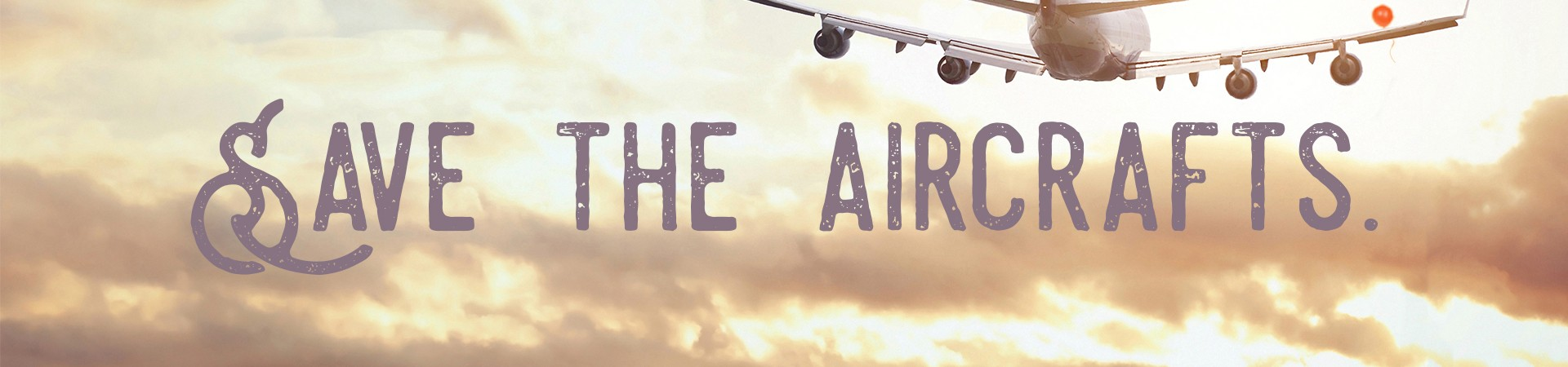 save the aircrafts