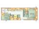 2004 Jay Flight 27BH Floor Plan