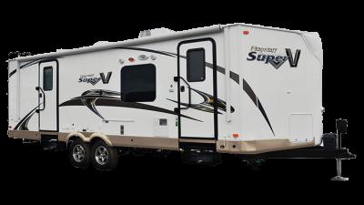 Flagstaff Super V RVs