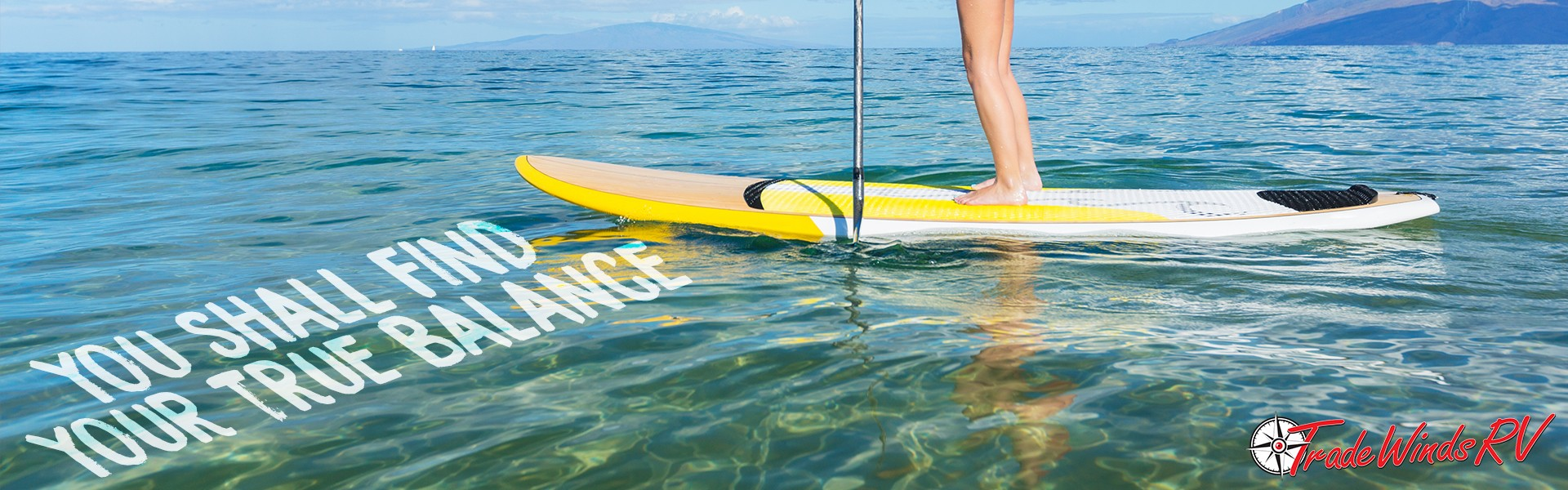 Paddleboarding: Tips and Travel Ideas  Tradewinds RV Blog