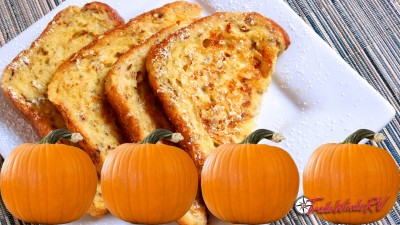 French Toast And Pumpkins