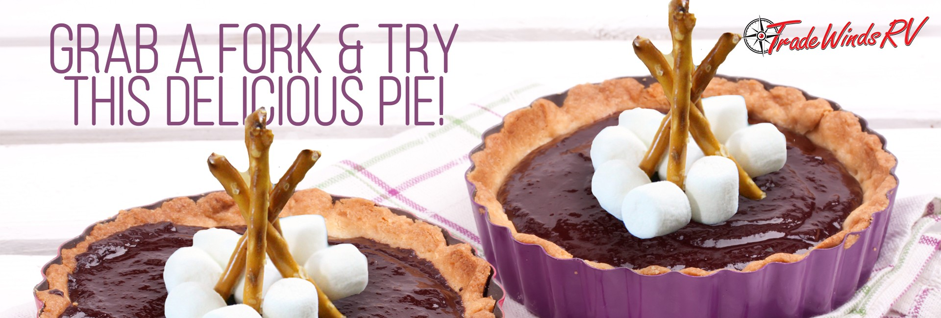 grab a fork and try this delicious pie