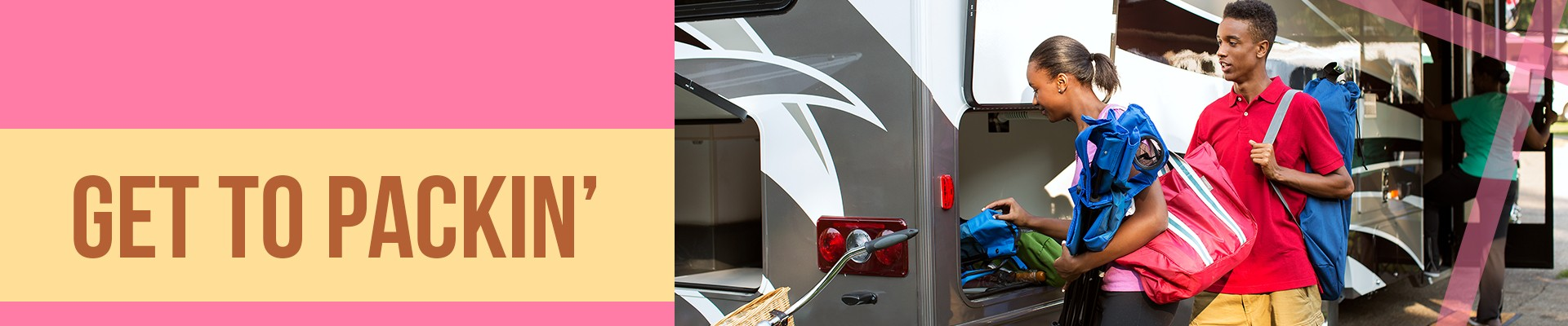 First steps after your first RV: Get to packin' to make your RV feel like home
