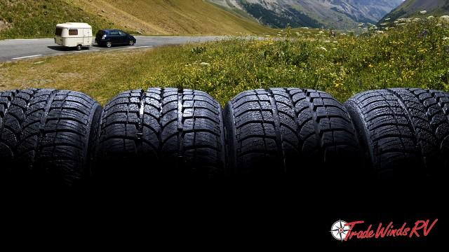 Caravan And Tires