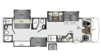 2016 Georgetown 364TS Floor Plan