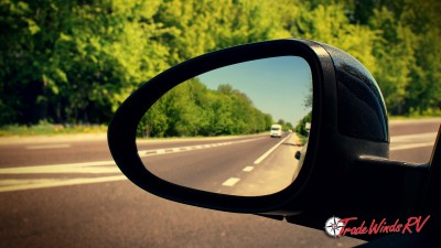 Tips For Setting Your RV Mirrors