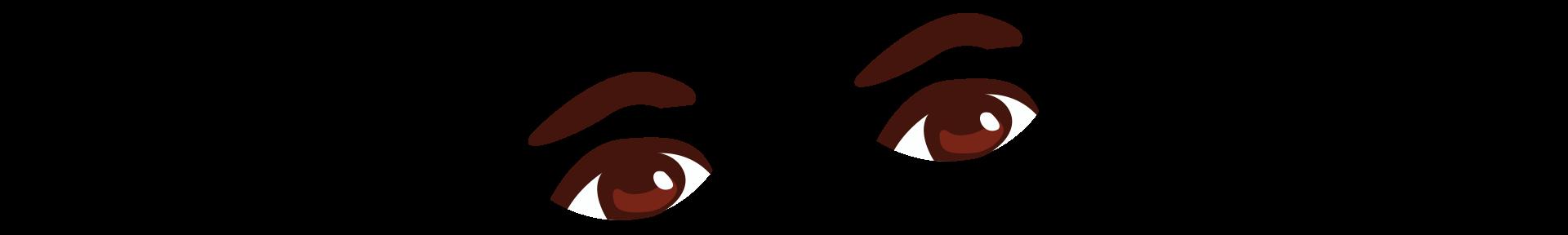 Floating eyes