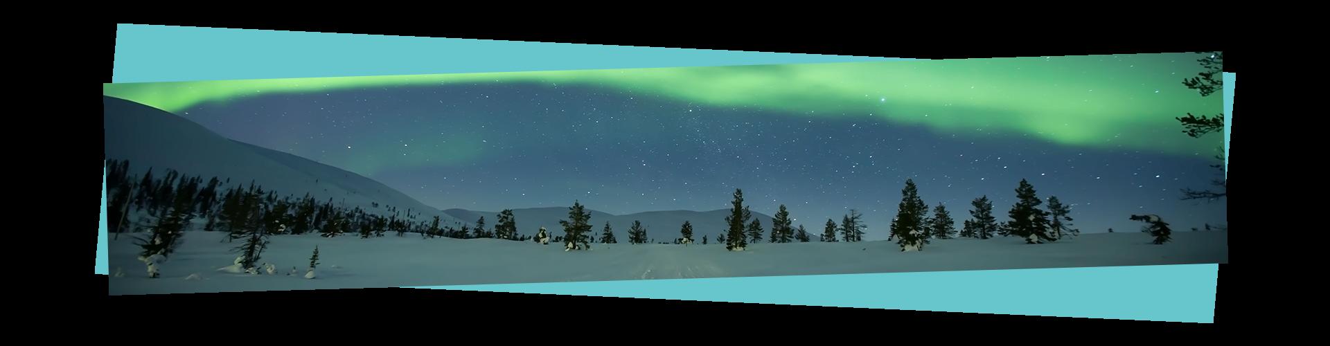 Winter stargazing