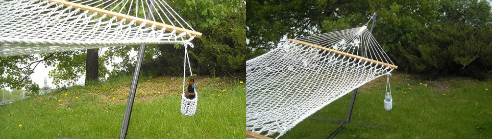 hammock drink holder