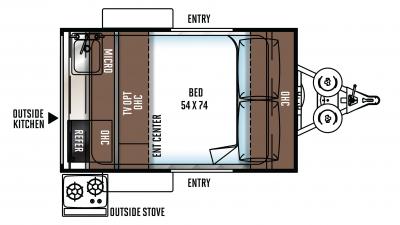 2017 Flagstaff E-Pro 12RK - 001875