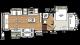 2018 Sierra 343RSOK Floor Plan