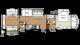 2018 Sierra 365SAQB Floor Plan