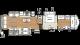 2018 Sierra 378FB Floor Plan