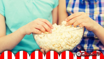 Enjoy homemade kettle corn on your next camping trip