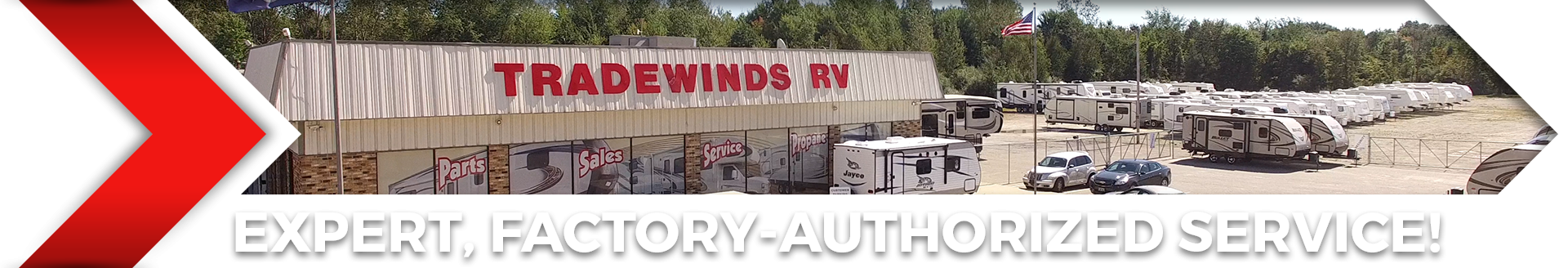 Store Trade Winds RV