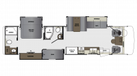 2019 Georgetown 5 Series 36B Floor Plan