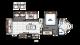 2018 Flagstaff V-Lite 30WIKSS Floor Plan