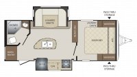 2019 Bullet 220RBI Floor Plan