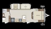 2018 Bullet 251RBS Floor Plan