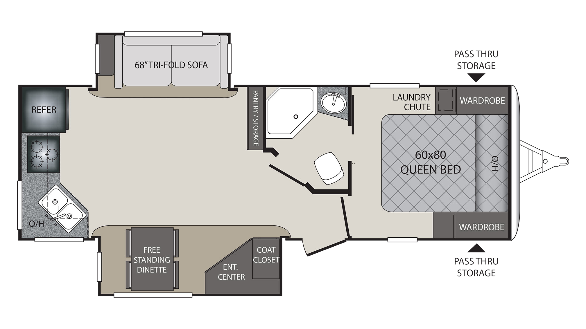 House plans with rv storage house plans with rv storage for Rv storage building plans free