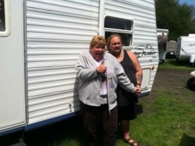 Heidi Of Saginaw With Their Jay Flight 32bhds