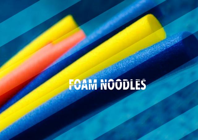 Foam Noodles