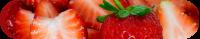 Mason Jar Strawberry Cheesecake