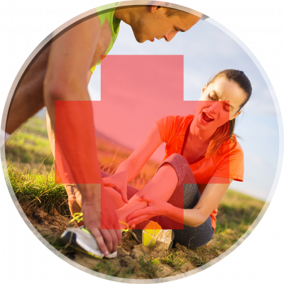 Common Camping Injuries : Sprain