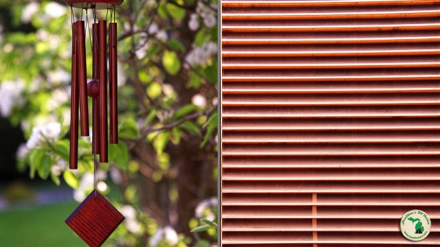 Diy Copper Windchimes