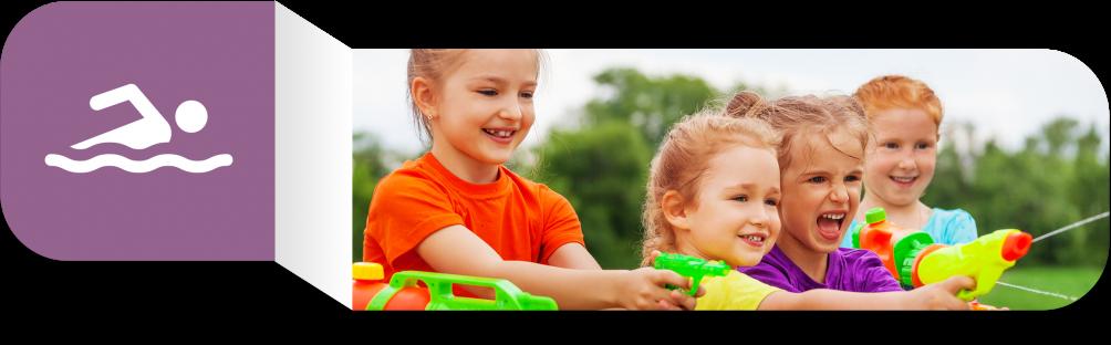 Water Gun Fight Kids