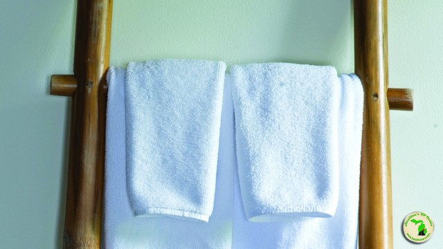 Diy Bathroom Towel Holder