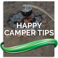 Happy Camper Tips