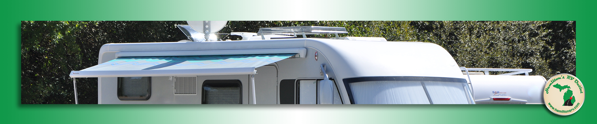 Caring for your RV awning Banner