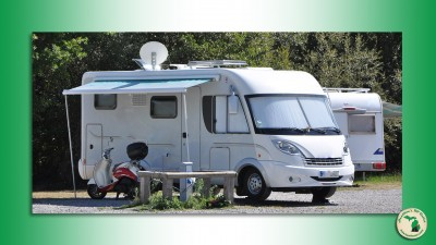Caring For Your RV Awning Feature