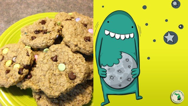 Monster Cookies Feature