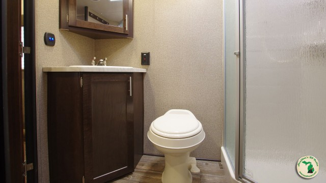 Packing Light For Your RV Bathroom Feature