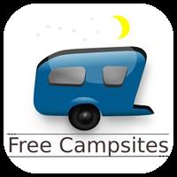 RV Free Campsites App