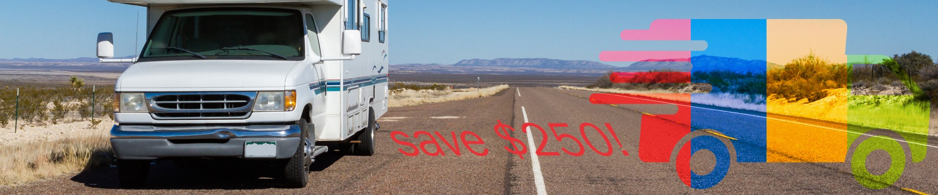 RV Ebay America Beautiful Sale Event save shipping
