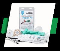 kit for fiberglass cracks