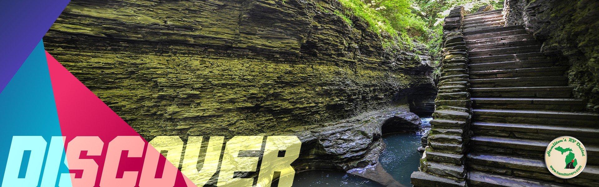 Discover Watkins Glen State Park