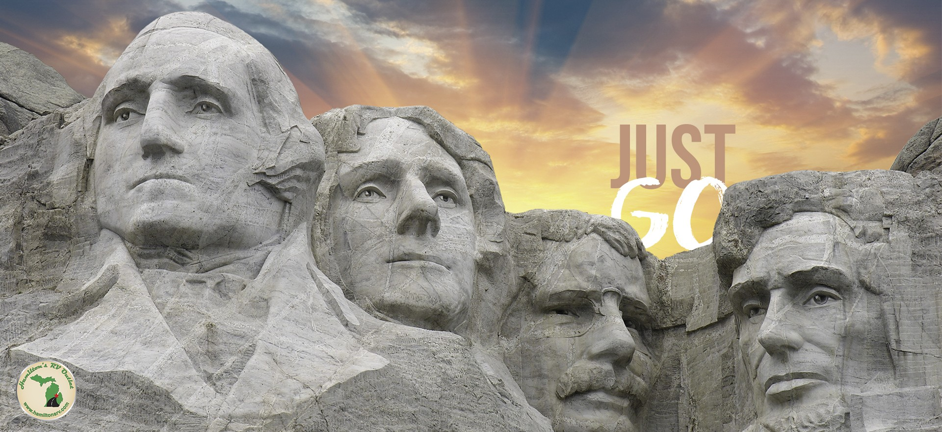 just go to mount rushmore