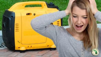 Generator Too Loud