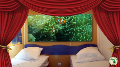 Movie Theatre In Your RV