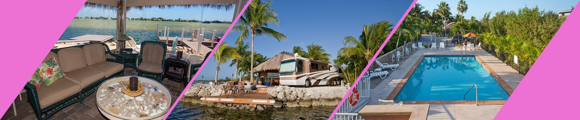 Bluewater Key RV Resort in Key West, Florida